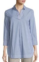 Piazza Sempione Cotton Pullover Tunic