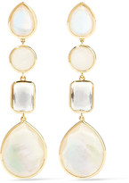 Ippolita Rock Candy 18-karat Gold Multi-stone Earrings - one size