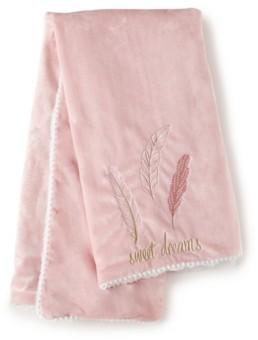 Levtex Baby Little Feather Crib Blanket Bedding