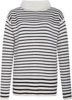 ATM Striped Pullover Sweater