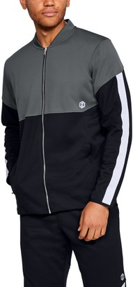Under Armour Men's UA RECOVER Knit Warm-Up Jacket