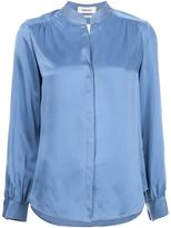 L'Agence stitch detail shirt