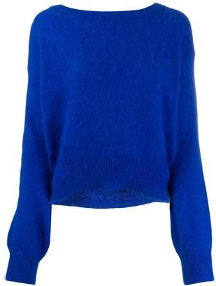 Semi-Couture Semicouture open back jumper