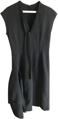 Agnona Grey Wool Dress for Women