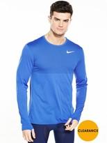 Nike Relay Long Sleeve Top