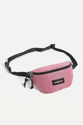 Eastpak Springer Salty Pink Bum Bag - Pink ALL at Urban Outfitters