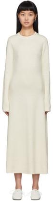 Joseph Off-White Pure Cashmere Dress