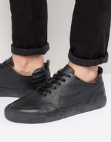 Zign Shoes Leather Sneakers