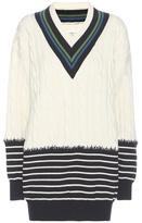 Maison Margiela Wool Sweater Dress