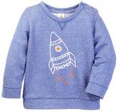 Tucker + Tate Logo Textured Sweatshirt (Baby Boys)