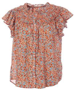 M.A.B.E - M A B E Lindi Floral Top - XS