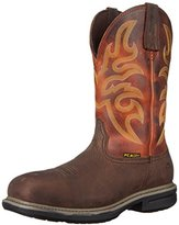 Wolverine Men's Roscoe 10 Inch WPF DS5 Comp Toe Work Boot
