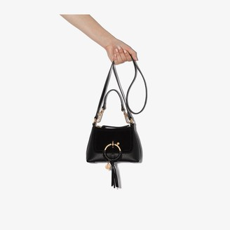 See by Chloe black Joan leather cross body bag