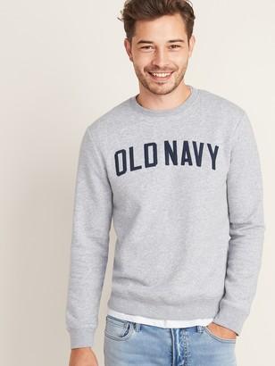 Old Navy Logo-Graphic Crew-Neck Sweatshirt for Men