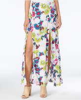 GUESS Kloey Floral-Print Maxi Skirt