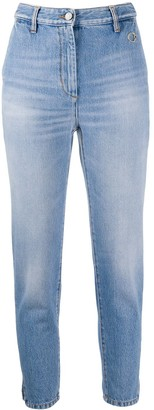 Just Cavalli High-Waist Skinny Jeans