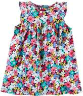 Carter's Baby Girl Multi-Colored Floral Dress