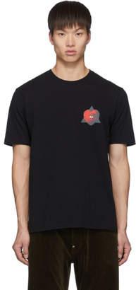Undercover Black Apple T-Shirt
