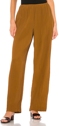 Vince Crinkle Pull On Pant