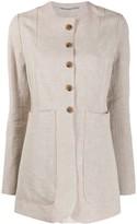 Deconstructed Suit Jacket