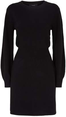 Theory Ribbed Waist Knit Dress