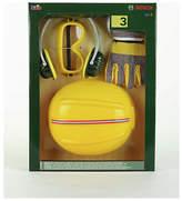 Bosch Accessories Set 4 PCS With Helmet.