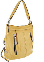 Oryany Italian Leather Convertible Backpack - Marlene
