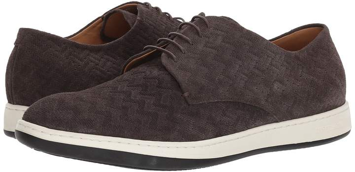 Giorgio Armani Soft Print Oxford Men's Shoes