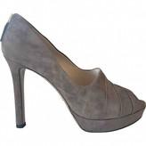 Prada Other Suede Heels