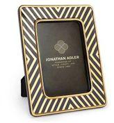 Jonathan Adler X-Line Ceramic Photo Frame
