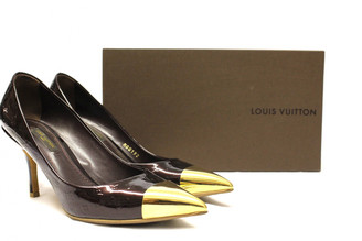Louis Vuitton Other Patent leather Heels