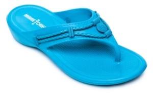 Minnetonka Silverthorne Prism Flip-Flop Sandal Women's Shoes