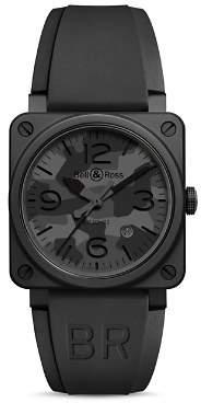 Bell & Ross BR 03-92 Black Camo Watch, 42mm