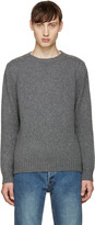 A.P.C. Grey Shortbread Sweater