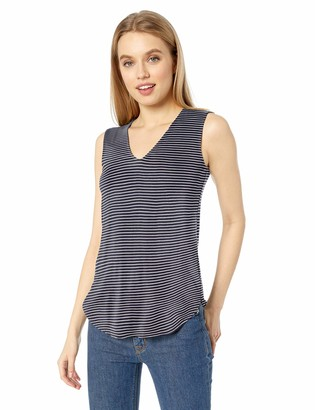 Daily Ritual Jersey V-Neck Tank Top Cami Shirt