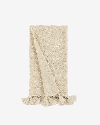 Express Shiraleah Popcorn Throw Blanket