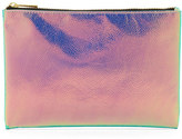 Forever 21 FOREVER 21+ Holographic Makeup Pouch