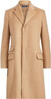 Polo Ralph Lauren Ralph Lauren Wool-Blend Chesterfield Coat