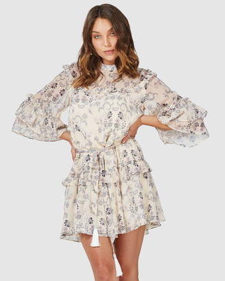 Three of Something Canyon Floral Valley Dress