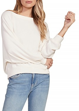 Cupcakes And Cashmere Nirvana Dolman Sleeve Top