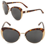 Brian Atwood 68MM Cats-Eye Sunglasses