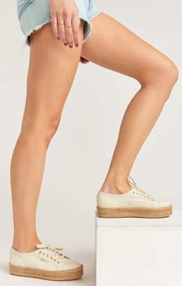 Show Me Your Mumu Superga Platform Espadrille Sneakers