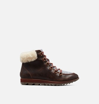 Sorel Women's Harlow Lace Cozy Bootie