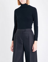Co Turtleneck cashmere-knitted jumper