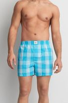 American Eagle Outfitters AE Plaid Boxer