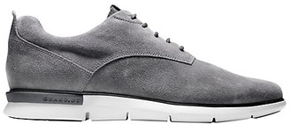 Cole Haan Grand Horizon Suede Oxfords