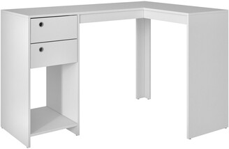Manhattan Comfort Palermo Classic L- Desk