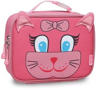 Bixbee Kitty Water Resistant Lunchbox