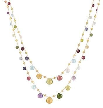 "Marco Bicego 18K Gold Paradise Necklace, 36"""