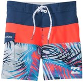 Billabong Boys' Tribong X Fronds Boardshort (2T7yrs) - 8139176